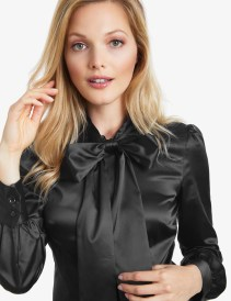 womens-black-fitted-satin-blouse-pussy-bow-lupta001-a01-13-800px-1040px