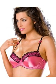 hot-pink-and-black-lace-padded-underwired-satin-bra-p260-2280_medium