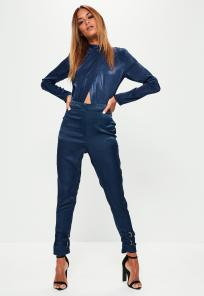 navy-satin-double-ankle-strap-cigarette-trousers