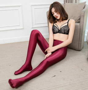Leohex Shiny Tights Wine
